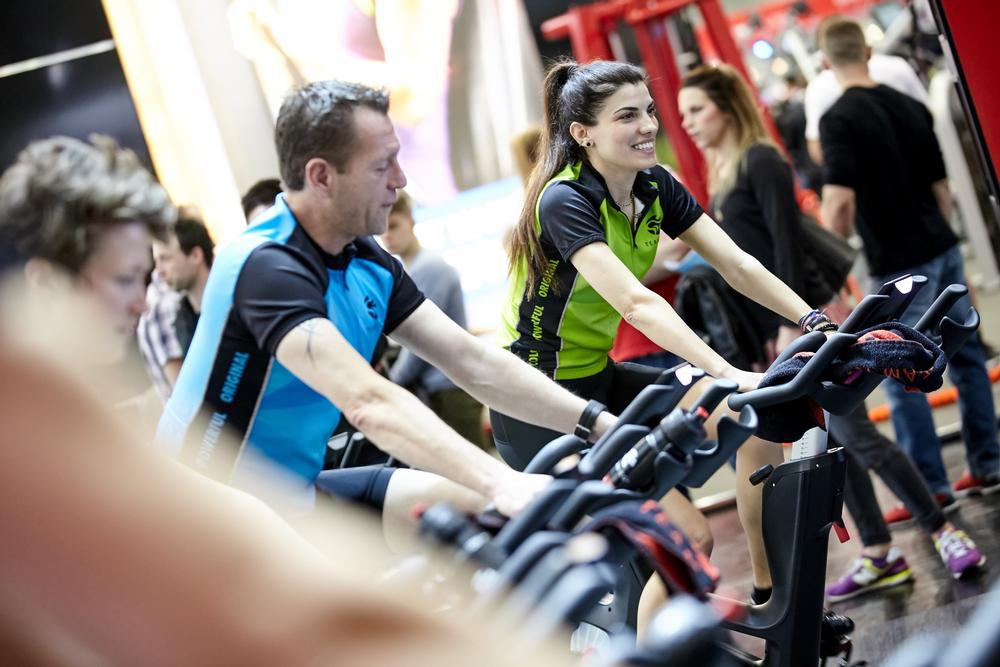 Visitors to the show will find everything that is new and innovative in fitness, like state-of-the-art equipment