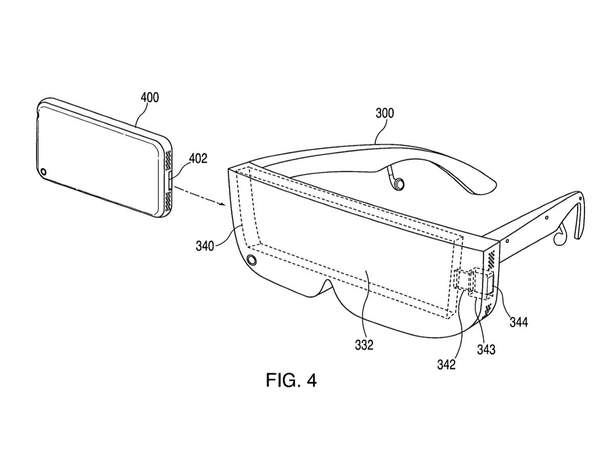 8b7ea49ab6fd Apple has taken its first steps into the world of virtual reality after  winning a patent for a wireless virtual reality headset used in conjunction  with the ...