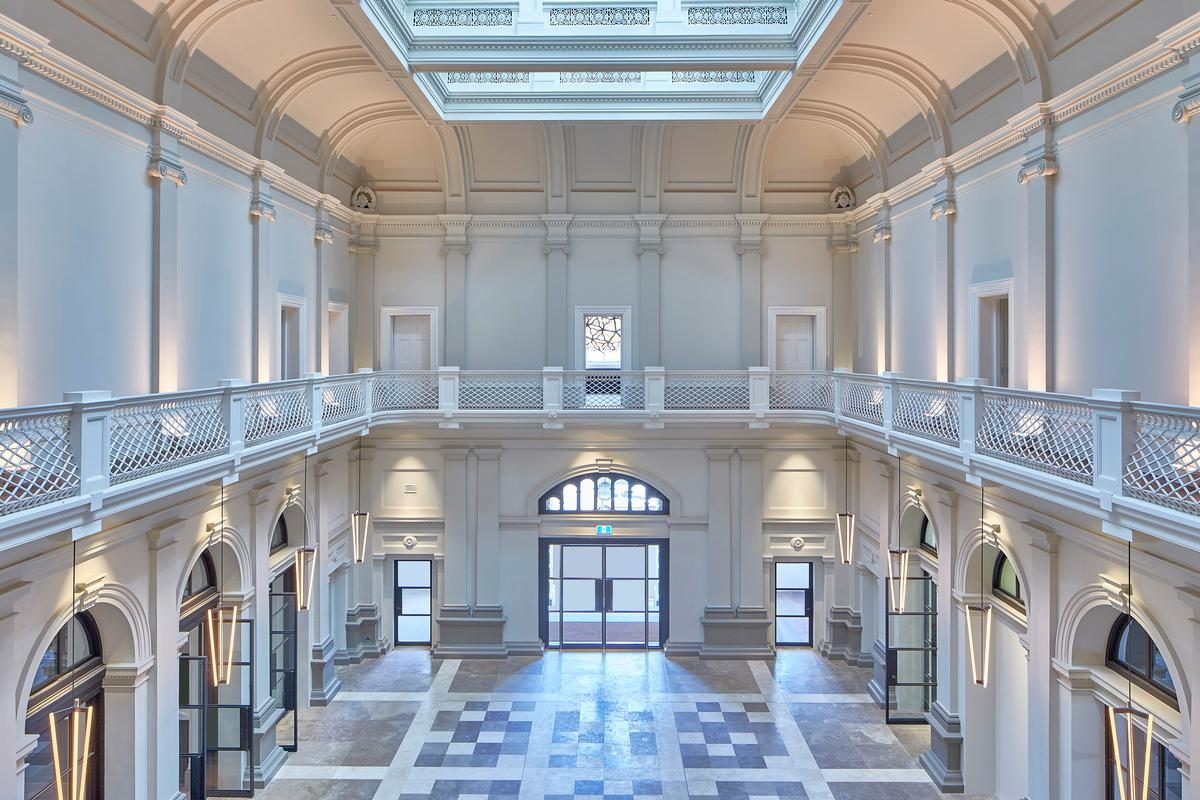Meticulously renovated Victorian \'State Buildings\' in Perth home to ...