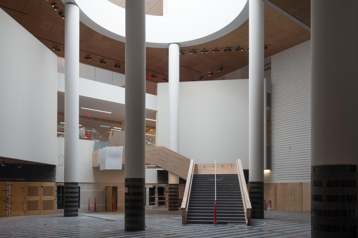 The new gallery space will showcase the museum's vast collection of modern art and photography / Henrik Kam, courtesy of SFMOMA.