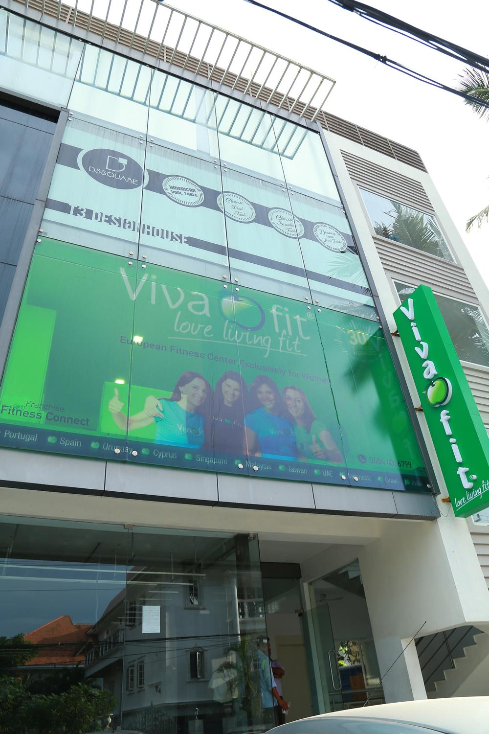 Vivafit started life in Portugal but has since expanded to a number of international markets