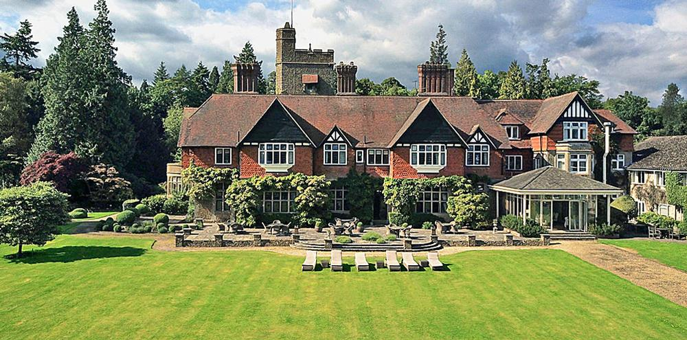 Grayshott Health Spa is one of the UK's top destination spas