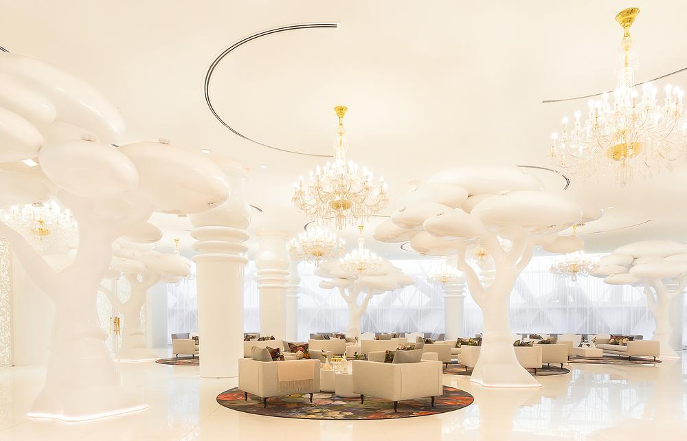 Wanders designed Mondrian Doha's interiors