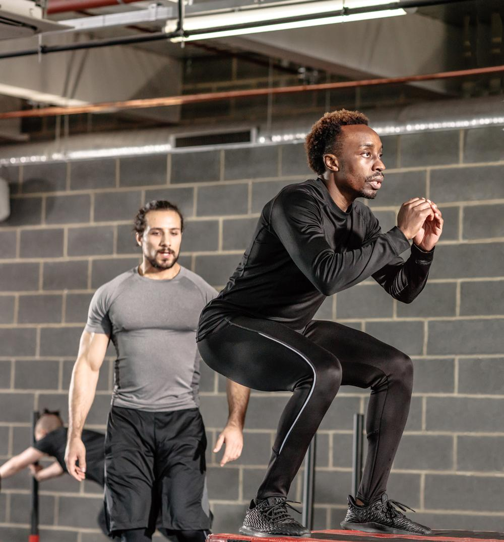 PACK45 is easyGym's proprietary fitness programme