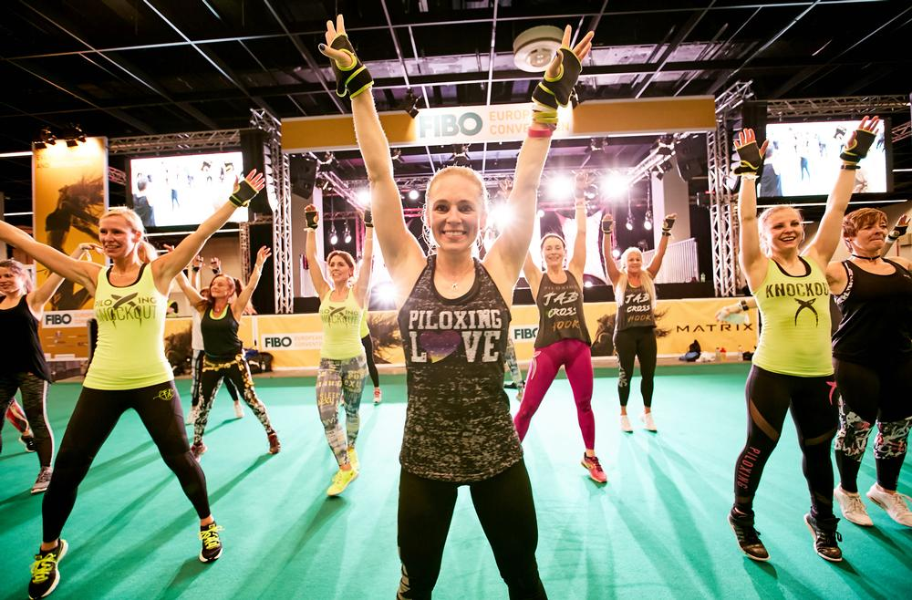 FIBO attendees will be able to discover the latest fitness classes