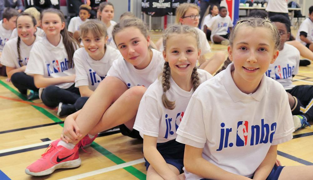 Basketball England plans to increase female participation over the next four years