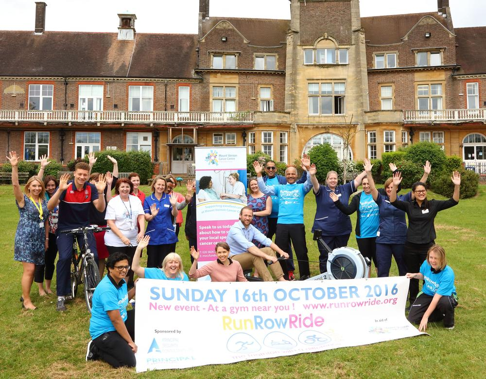 Marketing of the event is in full flow across Hertfordshire / event images © nick isiekwe