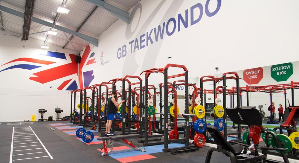 Team GB Taekwondo is a key customer