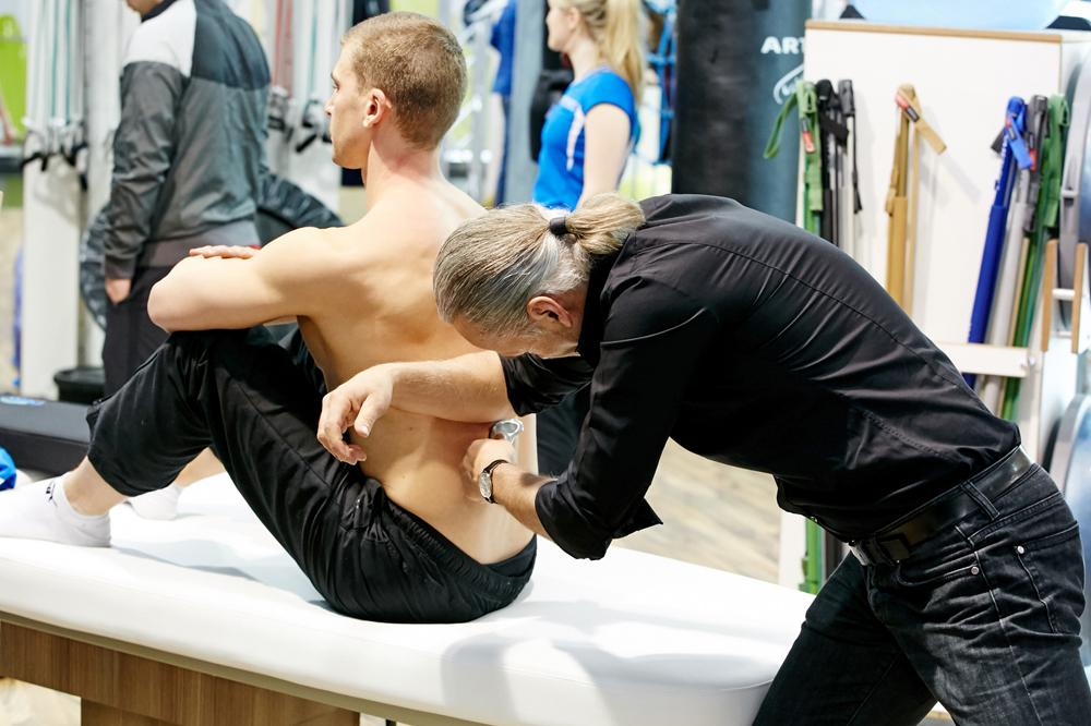 FIBO MED's programme will link health with fitness