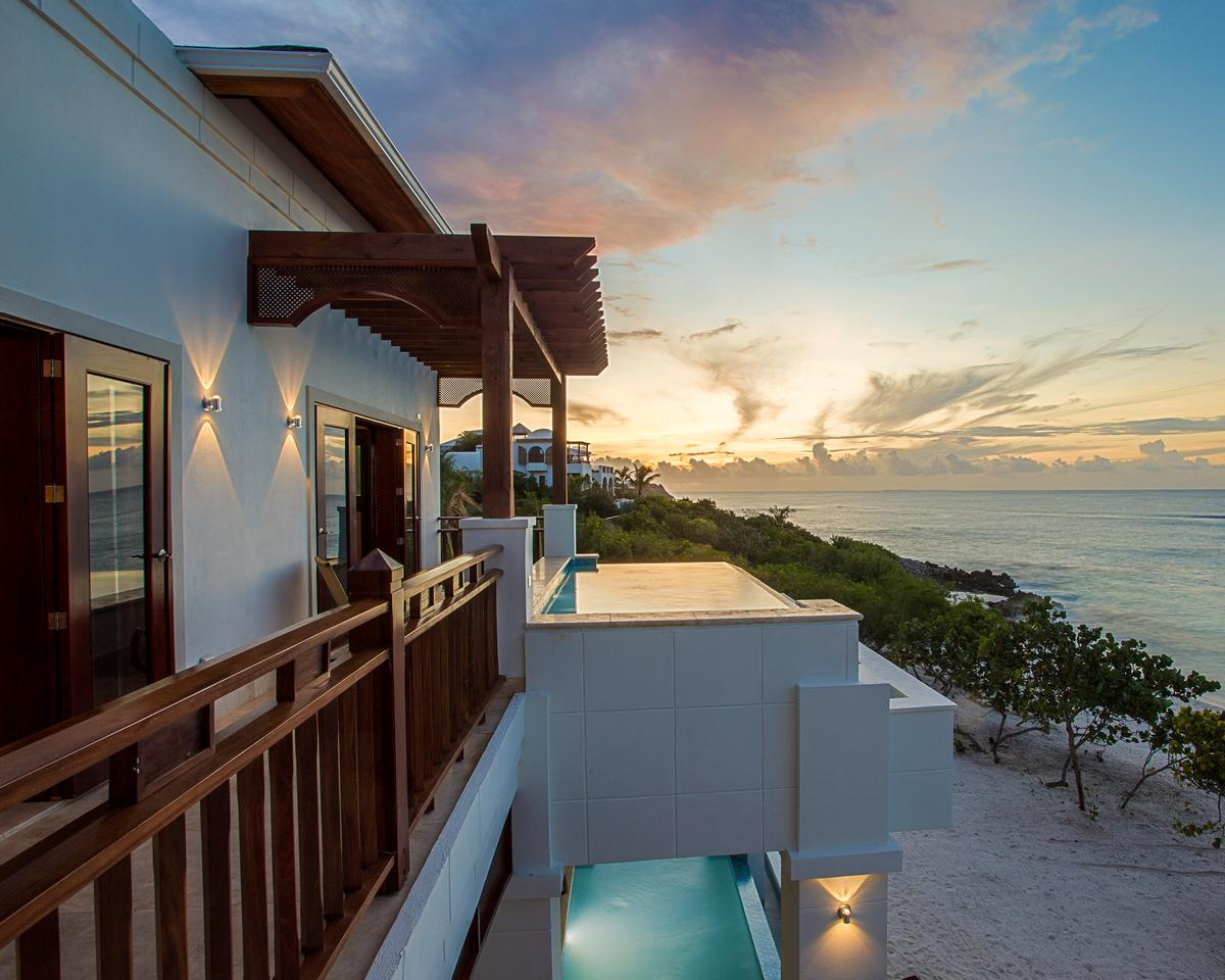The Zemi Beach House is set to open in the Caribbean island of Anguilla in January 2016 / Thierry DeHove Zemi Beach