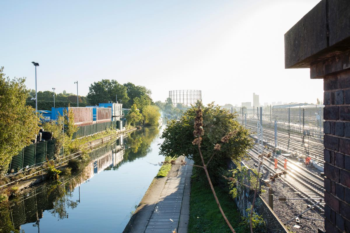 Cultural developments are being explored along the Grand Union Canal / OPDC