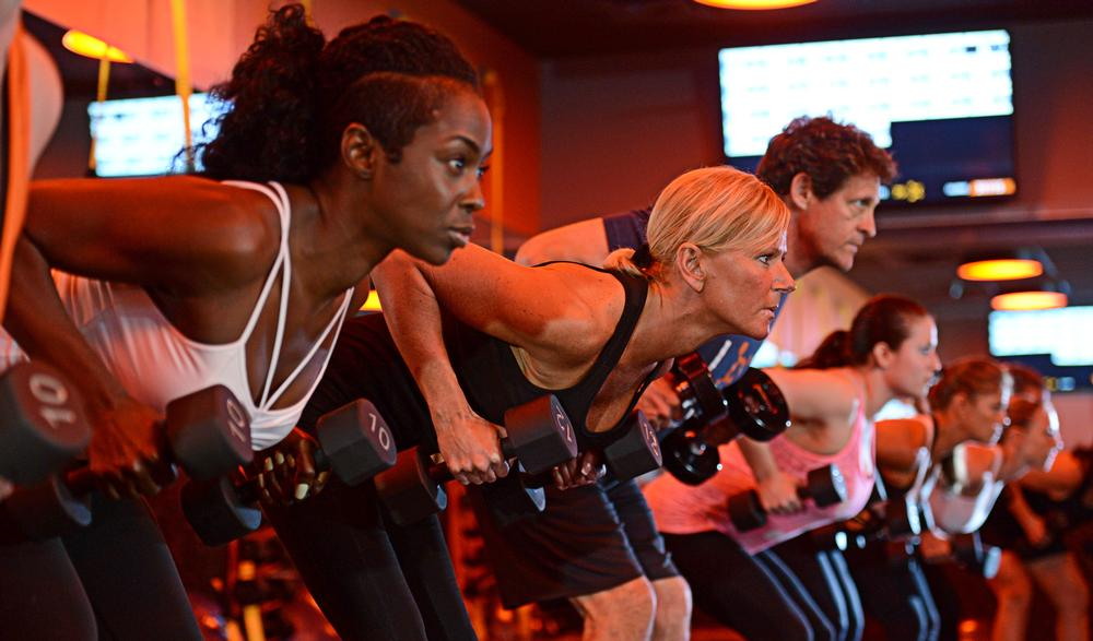 PT and SGT studios dominate, while barre, cycling and HIIT studios remain in the minority
