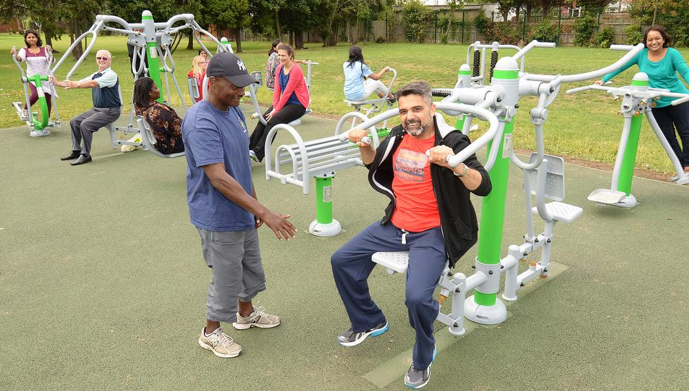 The Active Spaces project provides grants to encourage the community to be more active