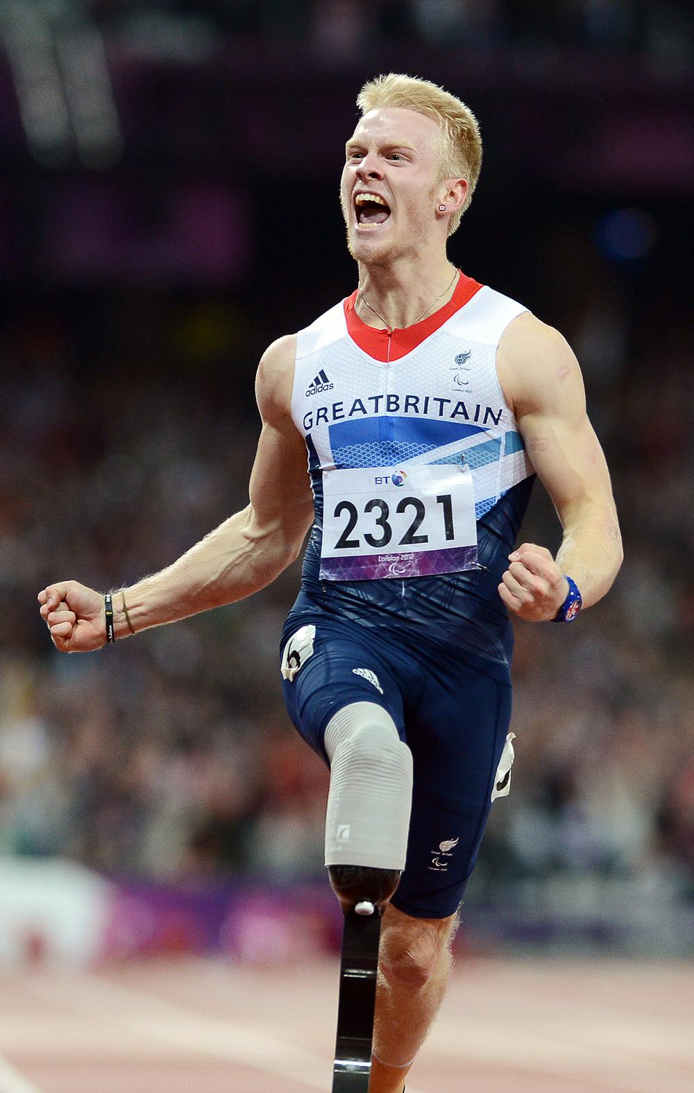 Jonnie Peacock will return to Paralympic action at Rio this month to defend his 100m T44 title