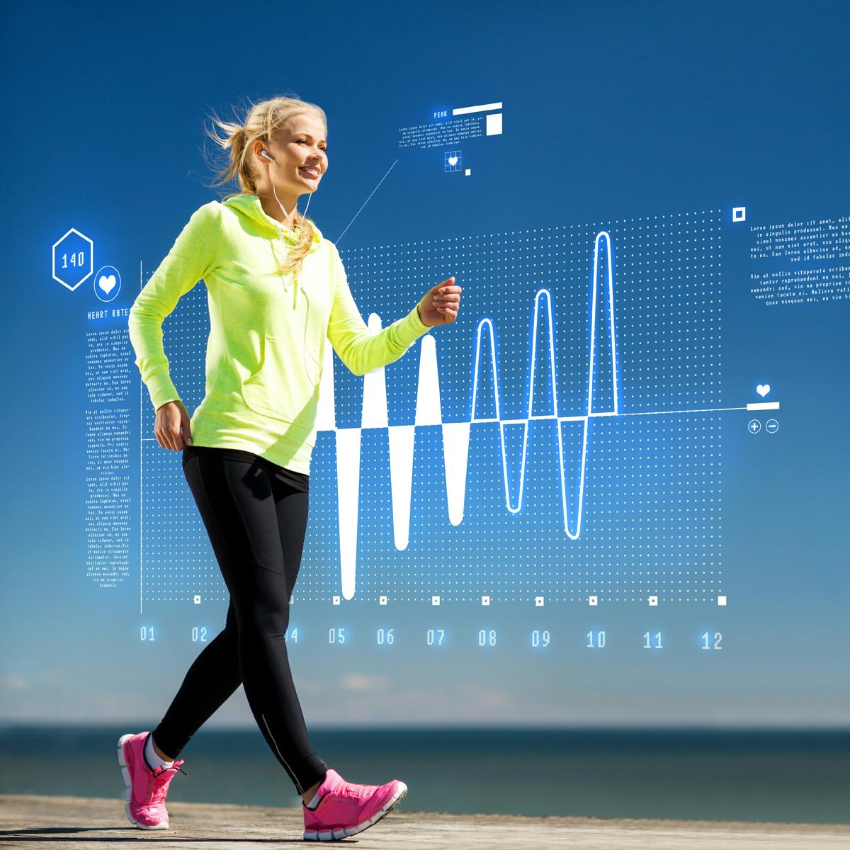 The findings come as calls have increased for fitness workers to improve their knowledge of the app market / Shutterstock.com