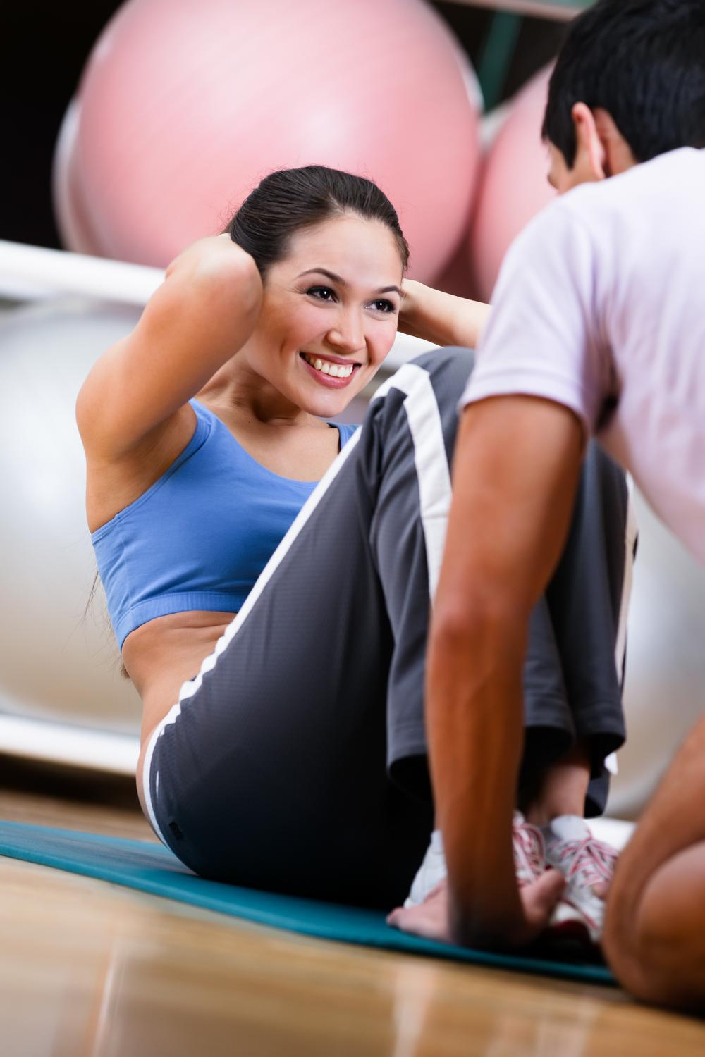 Interaction with both reception and fitness staff is highly valued by most health club members / photo: www.shutterstock.com