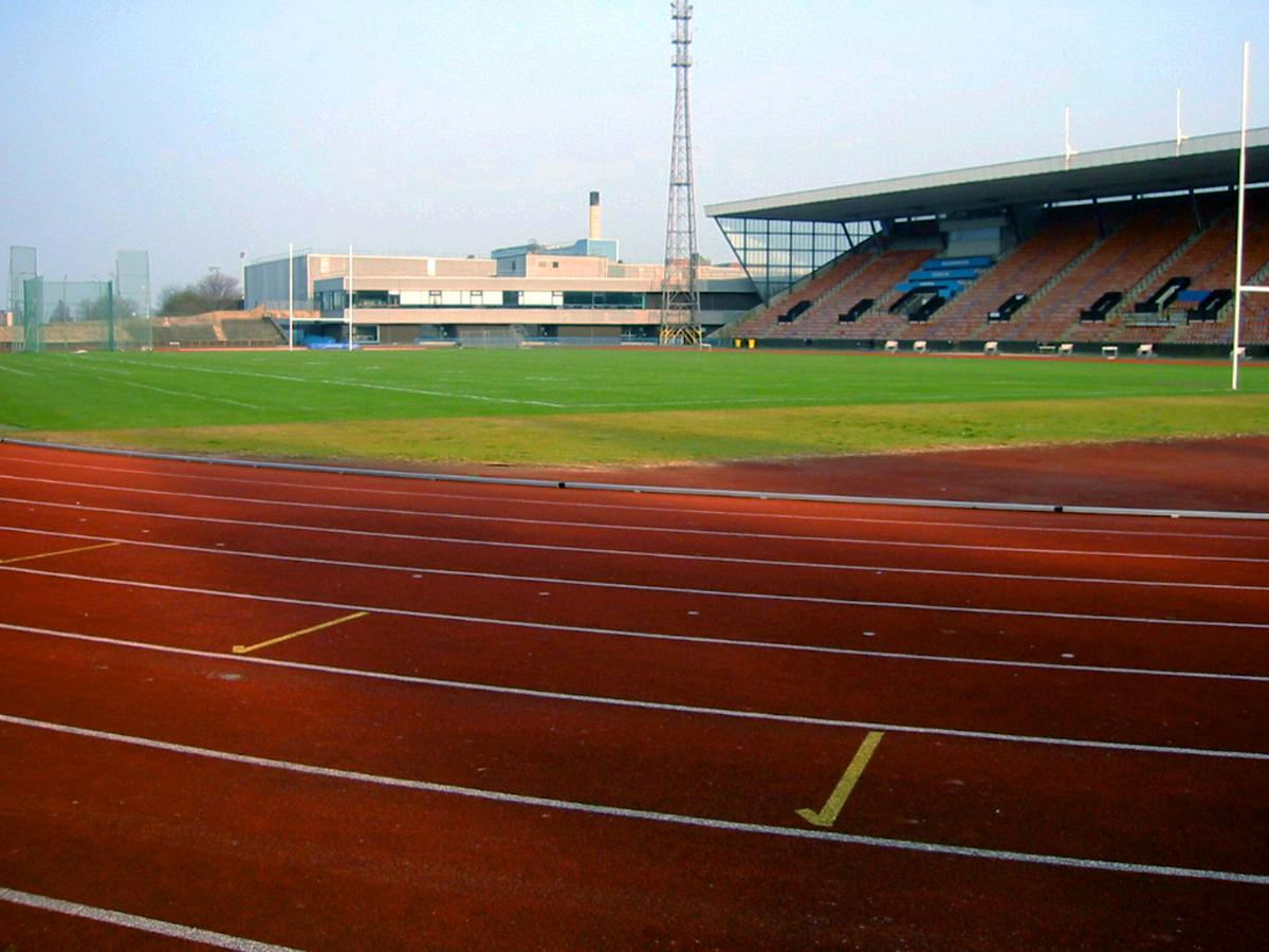 The Meadowbank stadium was built for the 1970 Commonwealth Games
