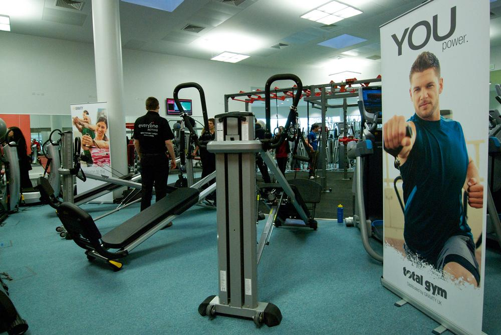 Everyone Active offers functional training at all 90 of its centres