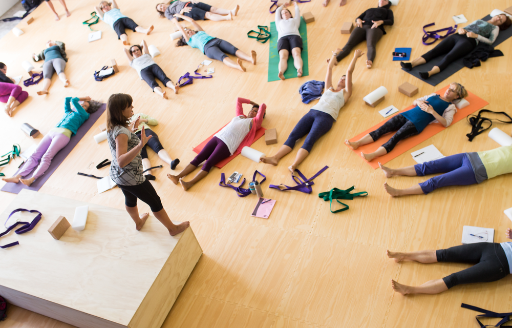 Yoga, pilates and natural movement classes incorporate a wider range of movement than other gym activities