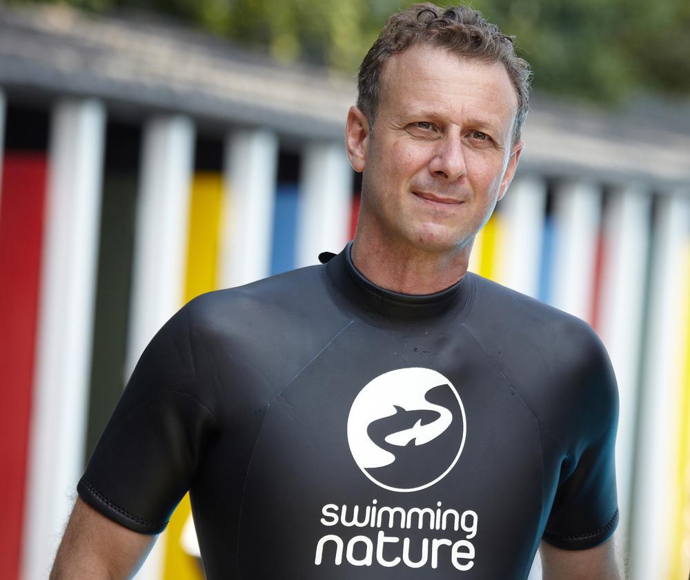 Eduardo Ferré founded Swimming Nature