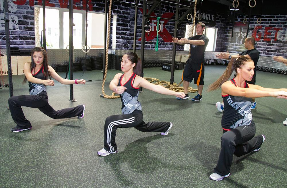 Fitness First Middle East created  a results-driven offer called Xfit