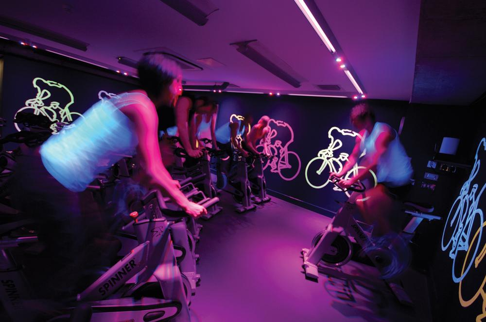 Fitness First now has a range of formats including Black Label clubs and The Zone