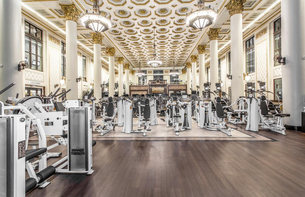 GoodLife Fitness grew to 1,062,000 members last year, from 790,441 in 2013