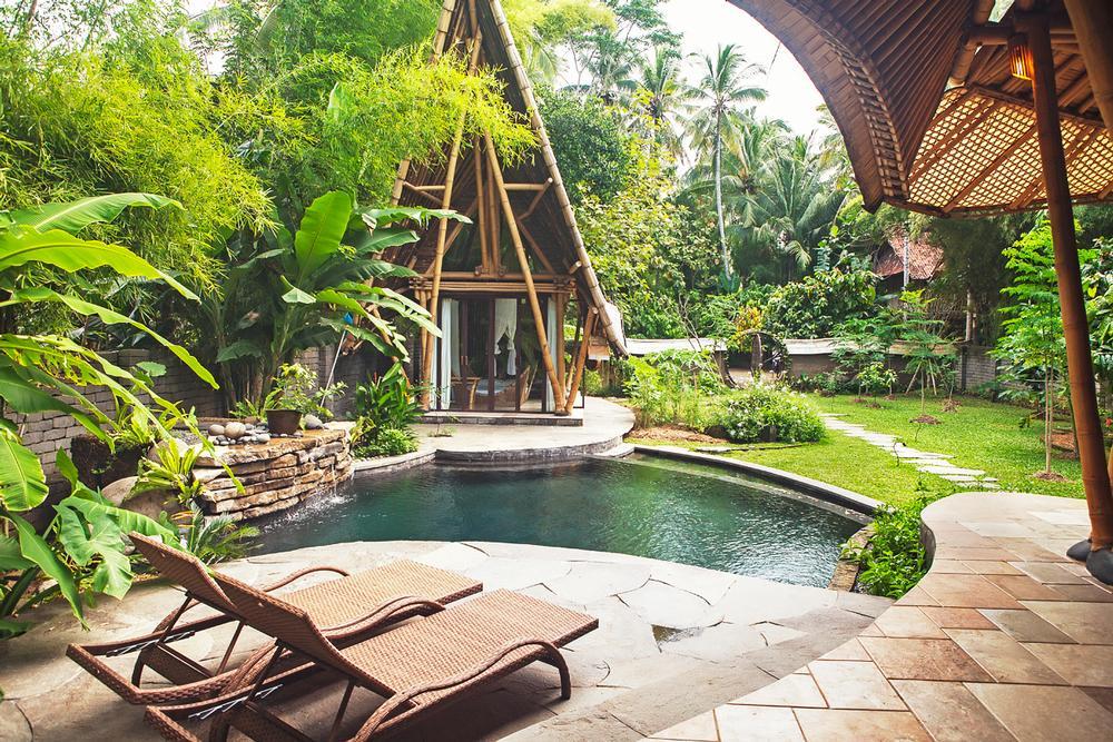 Cacao House at the Green Village, Bali. / Photo: IBUKU/Alina Vlasova