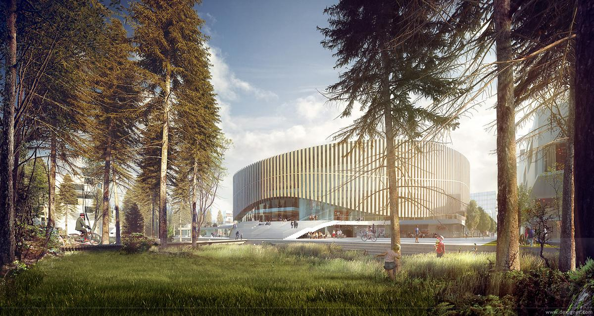 Copenhagens New Arena Comes To Agreement With Royal Unibrew Over