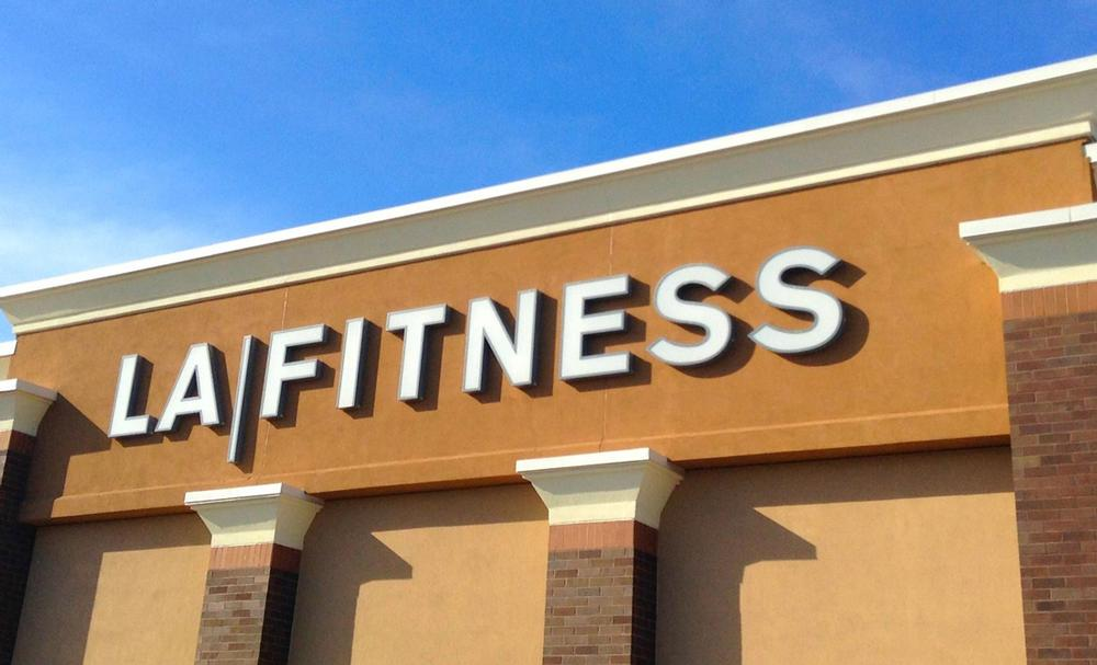 while LA Fitness wins on number of facilities