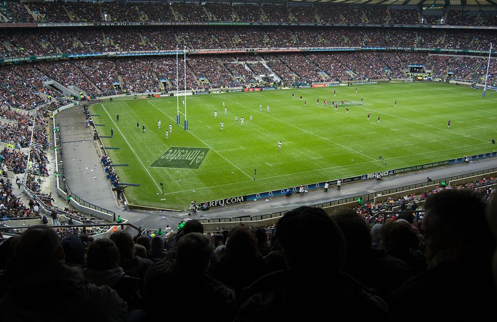 Kent is responsible for Twickenham but has also consulted on other World Cup venues / PIC: ©Neil Balderson_shutterstock