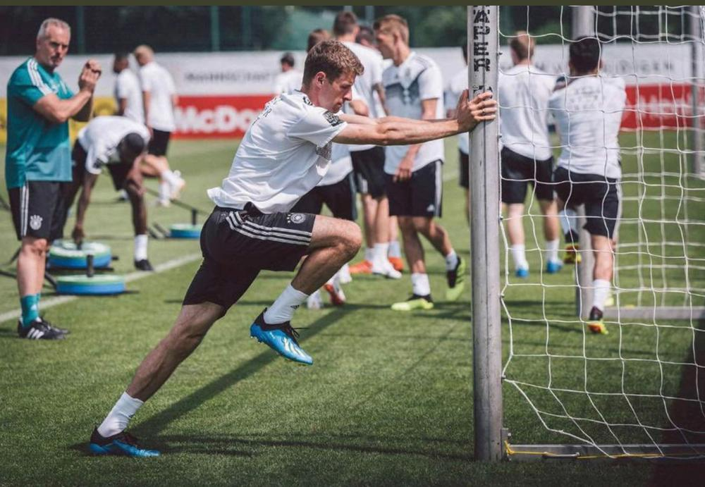 EXOS employs more than 4,500 exercise and nutrition experts work with the German Soccer team