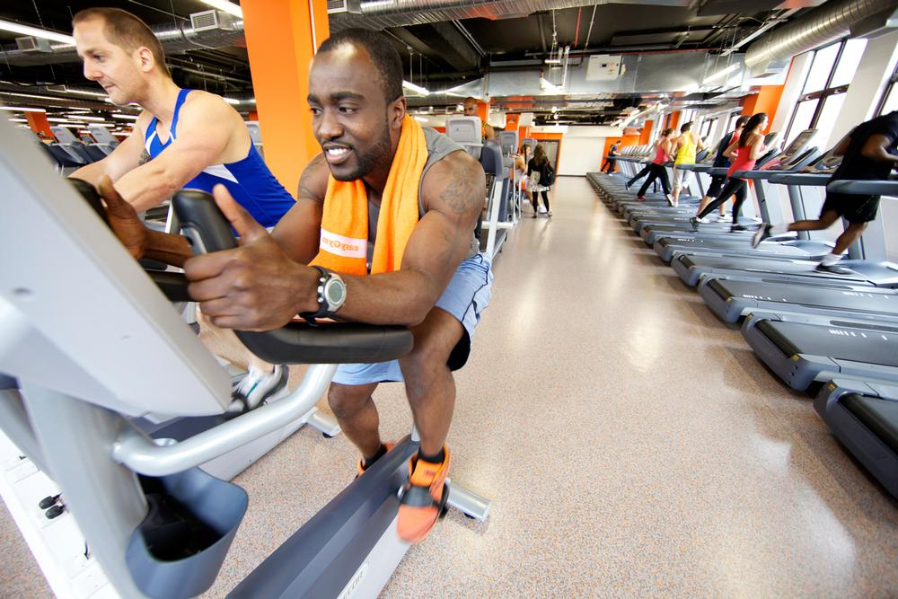easyGym currently operates 11 gyms  in the UK, including its flagship site  on London's Oxford Street