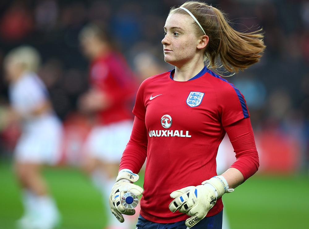 Women's football talent: Sophie Baggaley