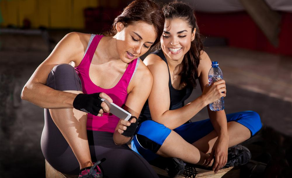 Active wear brands such as Nike, Converse, Under Armour and New Balance have seen 144–252 per cent growth in Instagram followers / Photo: shutterstock.com