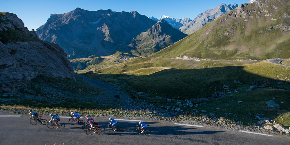 Each race is between 700 and 800 kilometres long, contested in breathtaking scenery