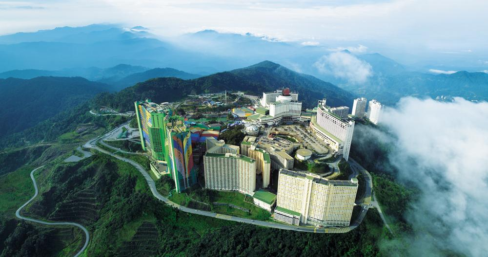Resorts World Genting announces plans for first