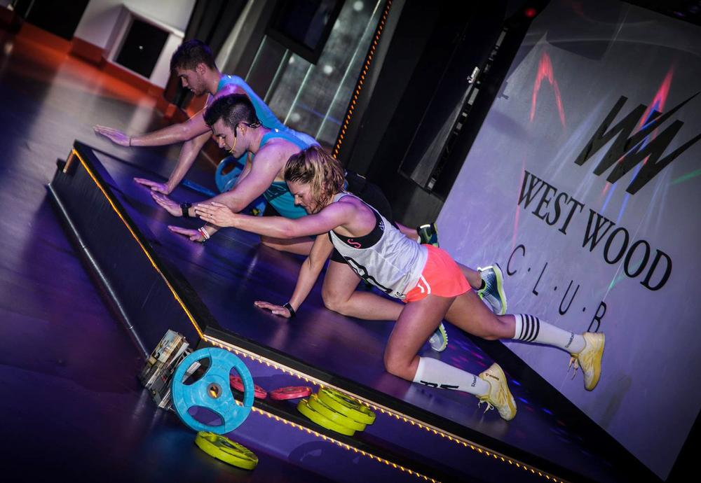 The Les Mills programme greatly boosts staff morale