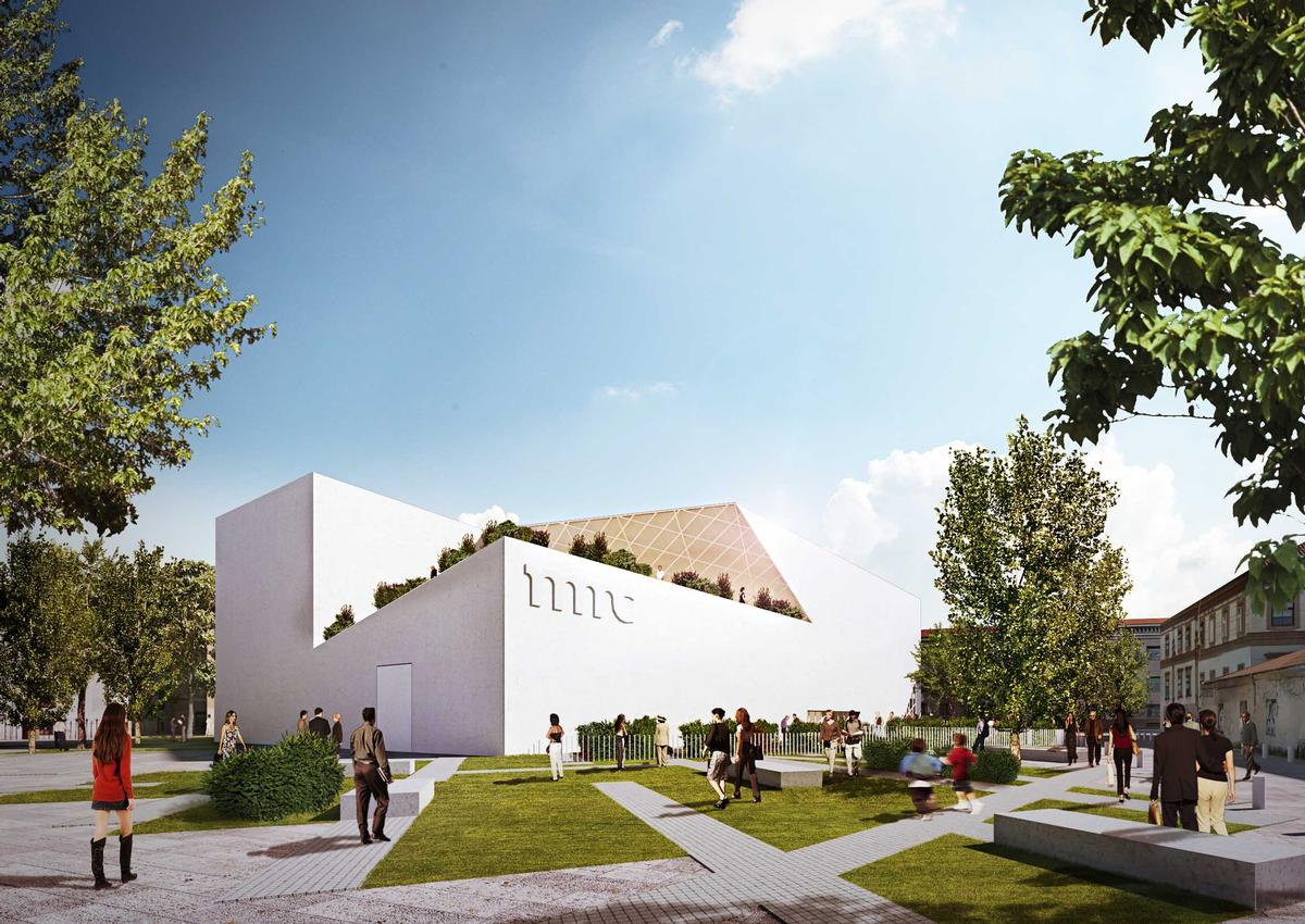 Construction is set to begin in 2017 and completion is slated for early 2019 / Studio Libeskind