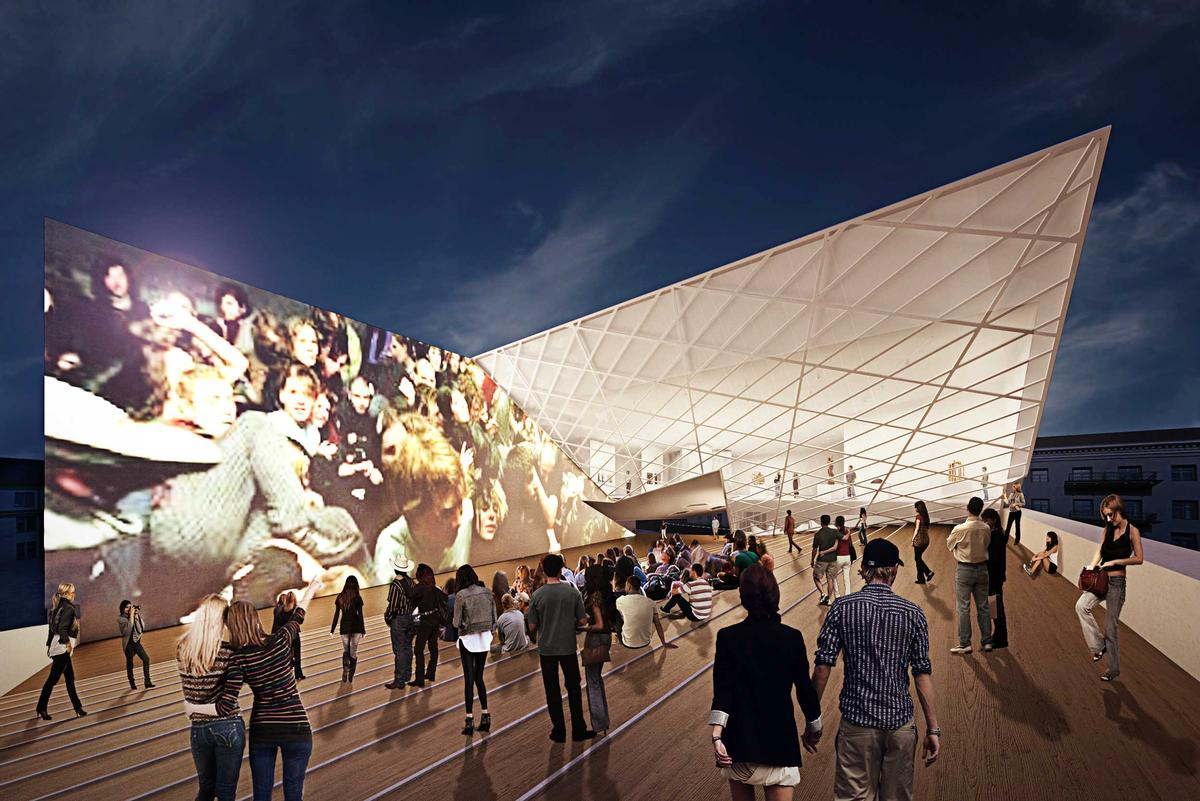 The MAC wants to create a museum for the people of Lithuania / Studio Libeskind