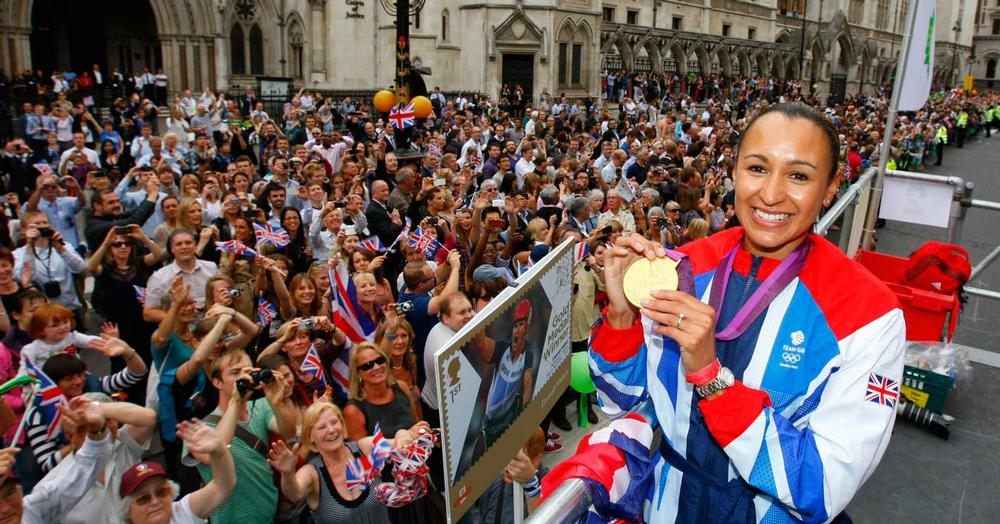 Team GB won 65 medals in 2012 and 47 medals at the Beijing 2008 Olympics