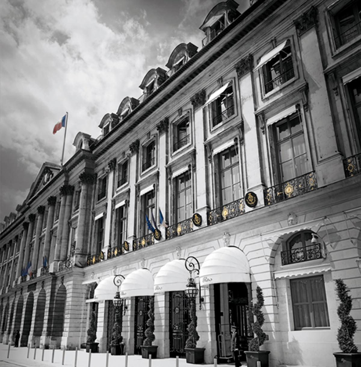cb122f886fdb Chanel will open its first ever spa at the Ritz Paris