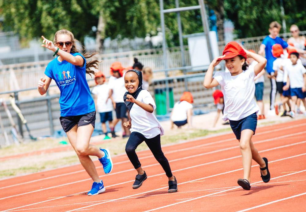 Fit for Sport's Engage to Compete initiative is aimed at primary school children