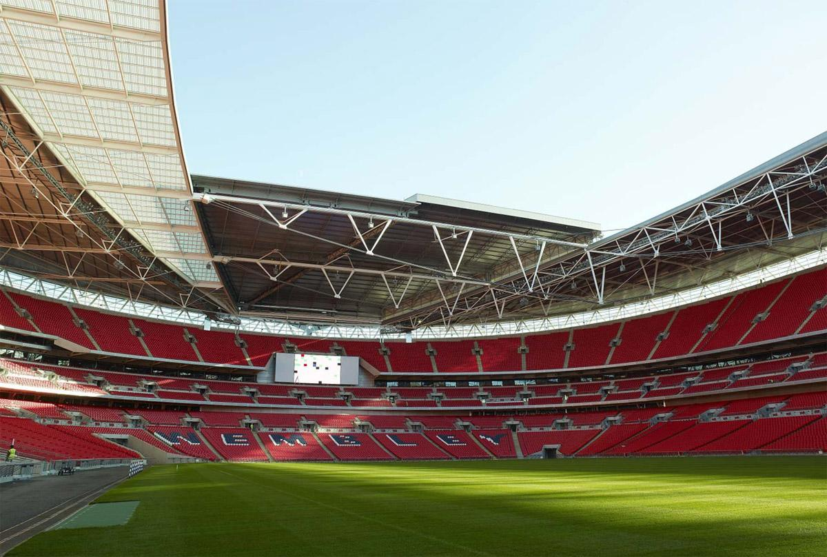 Wembley looks likely to host either Chelsea or Tottenham from 2017-18