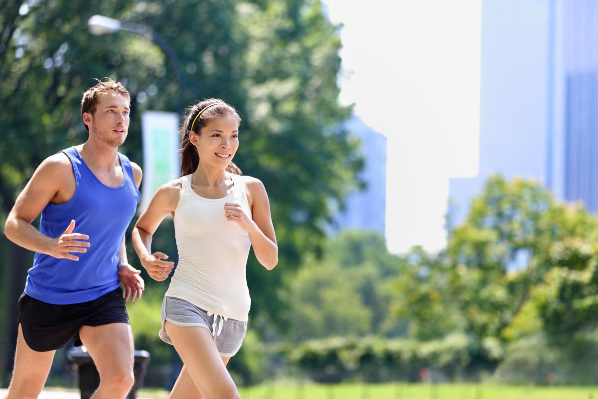 The University of California study showed areas that foster physical activity enjoy notable economic benefits / Shutterstock.com