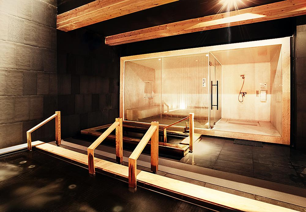 Yunomori mixes Japanese design and facilities with traditional Thai treatments to appeal to Japanese expats in Bangkok and locals looking for something different
