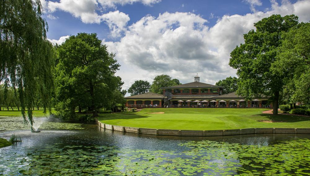 Branston Golf and Country Club is spread across 110 acres of land