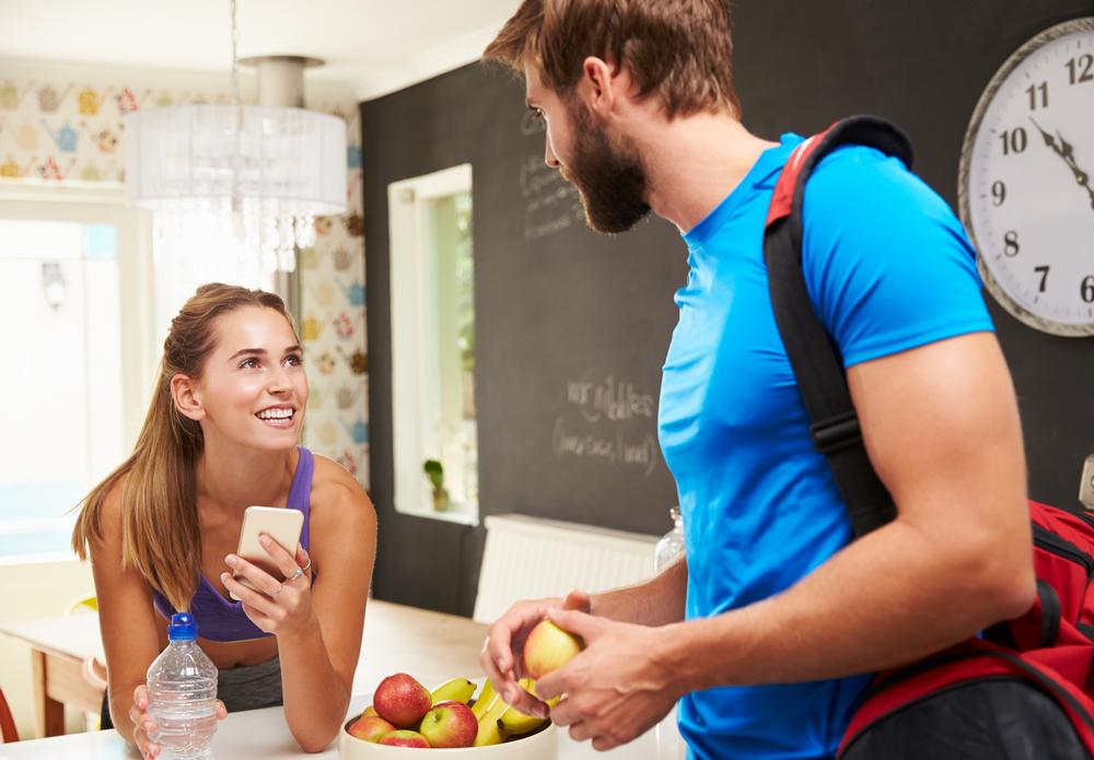 Gym-goers are paying more attention to eating in a way that supports their health and fitness goals / PHOTO:  SHUTTERSTOCK.COM