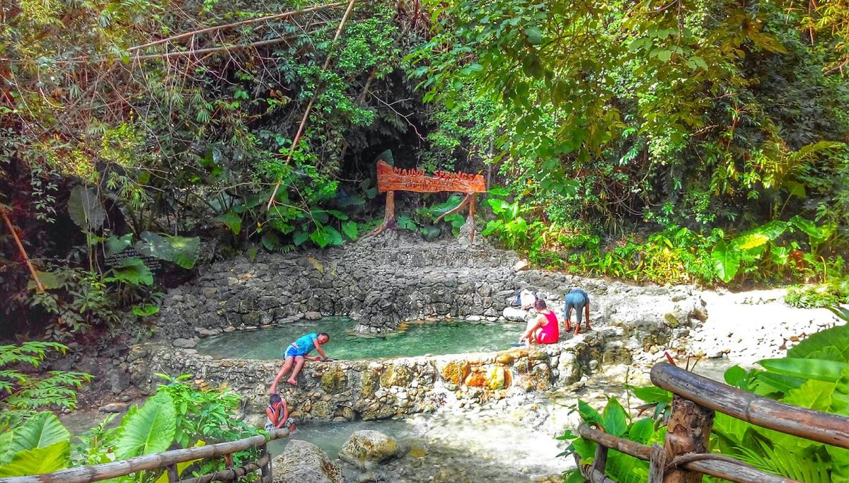 Hot springs resort opens in Philippines as part of spa