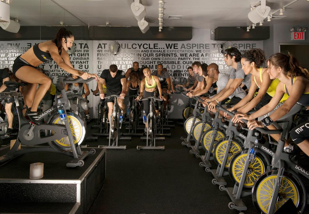 US-based cycling microgym SoulCycle has confirmed it is eyeing a UK entry in 2015